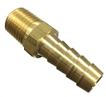 20761 Brass Fitting for Ball Valve for Daniels DVTS-15 and DVTS-30 Vacuum Tumblers
