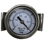 20180 Vacuum Gauge for Daniels DVTS-15 and DVTS-30 Vacuum Tumblers