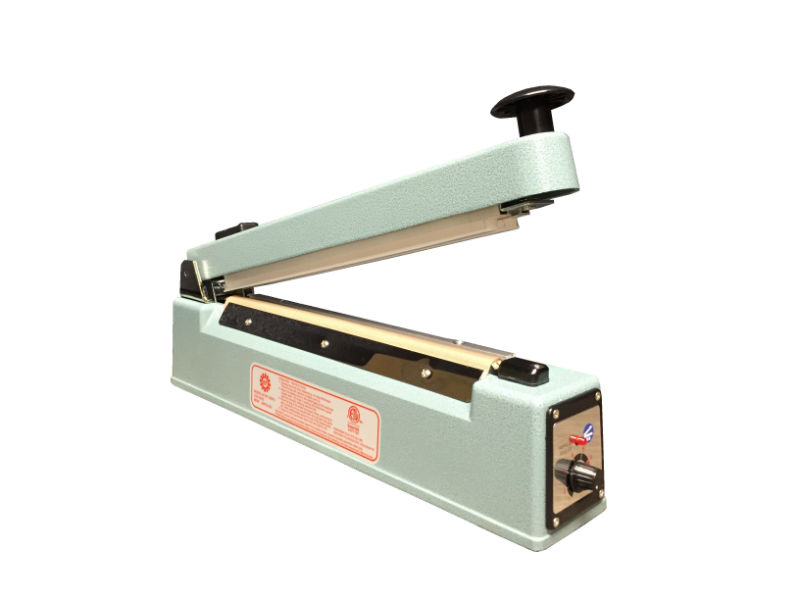 Hand Impulse Sealers With Cutter