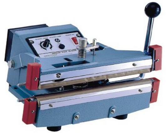 Hand Double Impulse Sealer