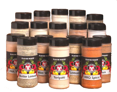 Tumble Marinades