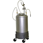 10100-B Daniels 10 Gallon Stainless Steel Injecting System