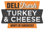 Deli Fresh Wraps or Sandwiches Sticker Roll (9 Styles Available!)