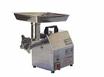 AE-G12N Daniels 1 HP #12 Head Stainless Steel Meat Grinder