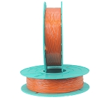 17-2000 Paper/Plastic Polycore Non-Metallic Twist Tie Ribbon 2000 ft. Spool