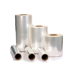 High Performance 50 Gauge Food Safe Centerfold Shrink Film (5,675ft per Roll)