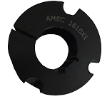 20633 1610x1 KW Taper Lock Bushing for Daniels DVTS-200, DVTS-300, and DVTS-500 Vacuum Tumblers