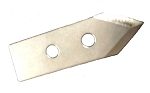 B-FS Cutting Blade for FS Hand Impulse Sealers with Cutter (5 Per Pack)