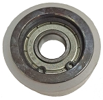 BS-57 Silicone Wheel Complete with Bearing for HL-M810, FRM-1010 and FRM1120C Band Sealers