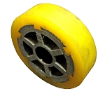 CBS-880-2 Silicone Rubber Wheel for CBS-880, FR-770, and HL-M810 Band Sealers