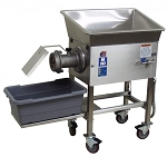 DG-332 Daniels 3 HP #32 Head Stainless Steel Meat Grinder