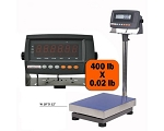 DW-440 Bench Scale, Capacity 440 lbs, x 0.02 lb.