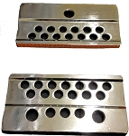 Cooling blocks for Band Sealers (Sold as a Pair)