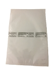 Safe Handling Random Print<br>3 mil Standard Barrier Vacuum Pouches<br>Commercial Quality<br>Case Quantities