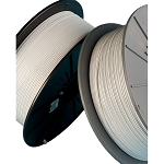 55-2000 Paper/Paper Twist Tie Ribbon 1/4