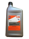 BU831908-01 Busch R580 Cold Temp Synthetic Pump Oil, 1 Qt.