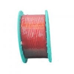 10-3280 Plastic/Plastic Polycore Non-Metallic Twist Tie Ribbon 3280 ft. Spool