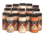 Marinades For Vacuum Tumblers, Single Jars