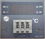 TMC-THS-SRT703 Digital Temperature Controller for THS Constant Heat Foot Sealers (Generation 2)