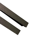 WHDH-3B Seal Bar Jaws Serrated Line Seal for W-300DATS or W-300DTS (Sold as Pair)