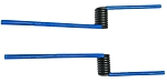 WHL-6 Arm Spring Set for W Model L-Bar Sealers (Left and Right Springs)