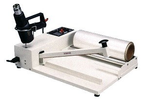 Shrink Wrap System (Includes I-Bar Sealer, Heat Gun, and Shrink Film)
